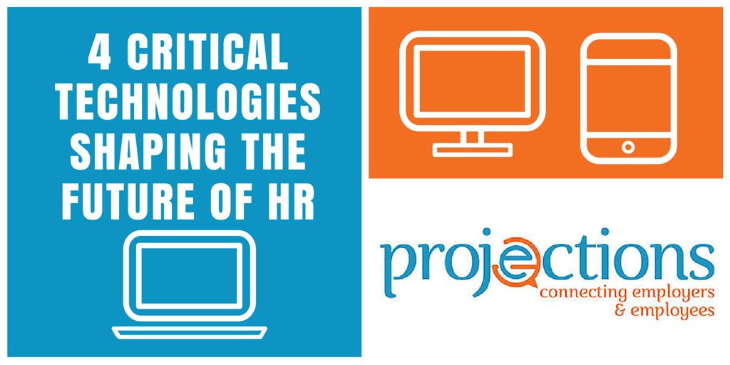 4 Critical Technologies Shaping the Future of HR