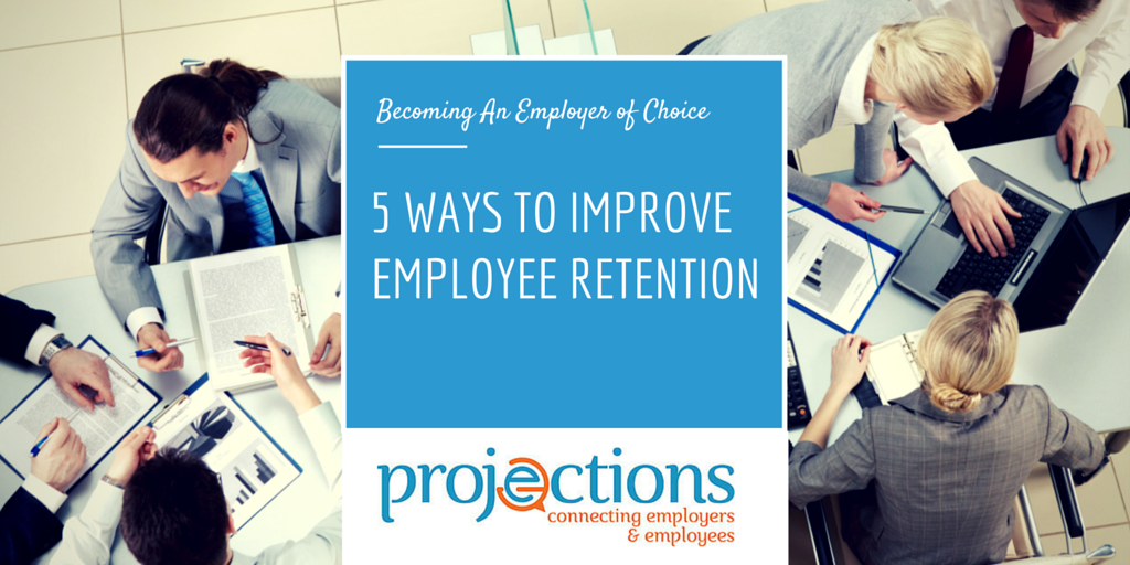 Improving Employee Retention