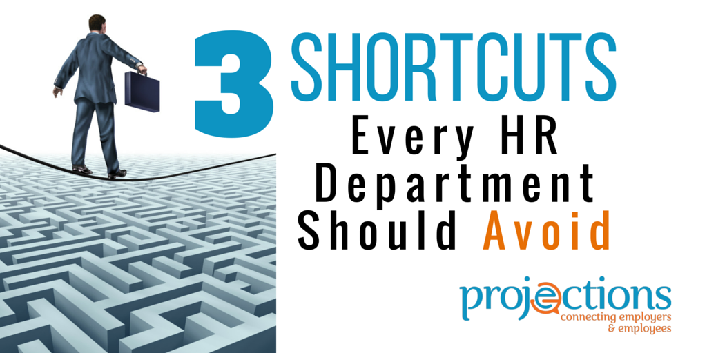HR Shortcuts to avoid