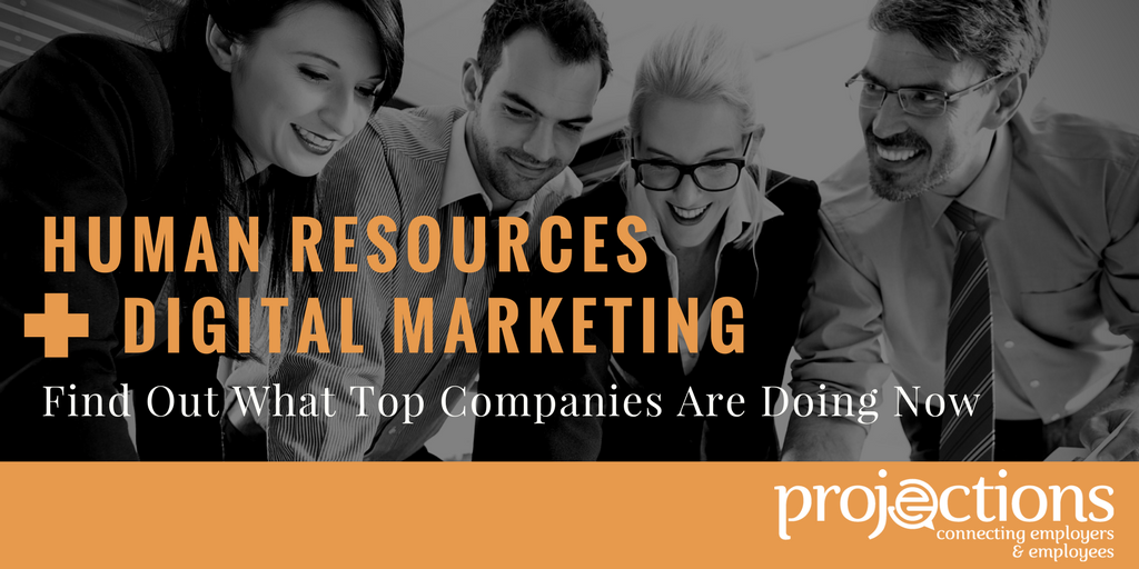Human Resources and Digital Marketing