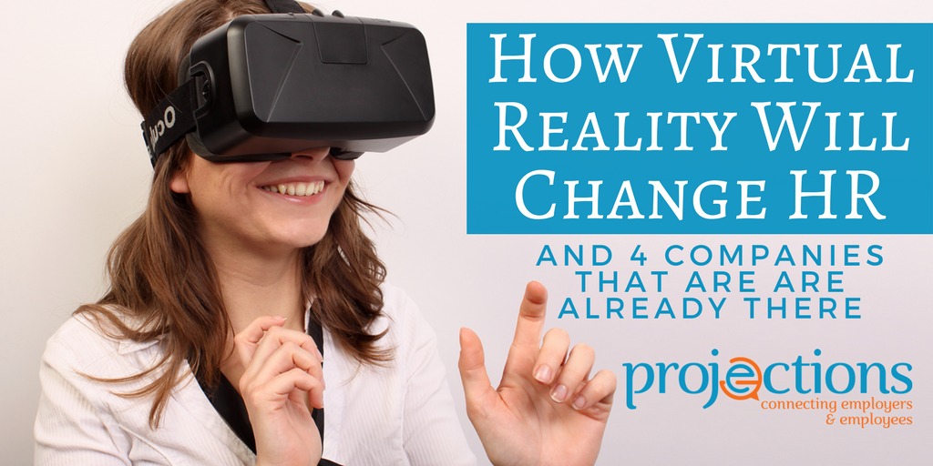 human Resources virtual reality