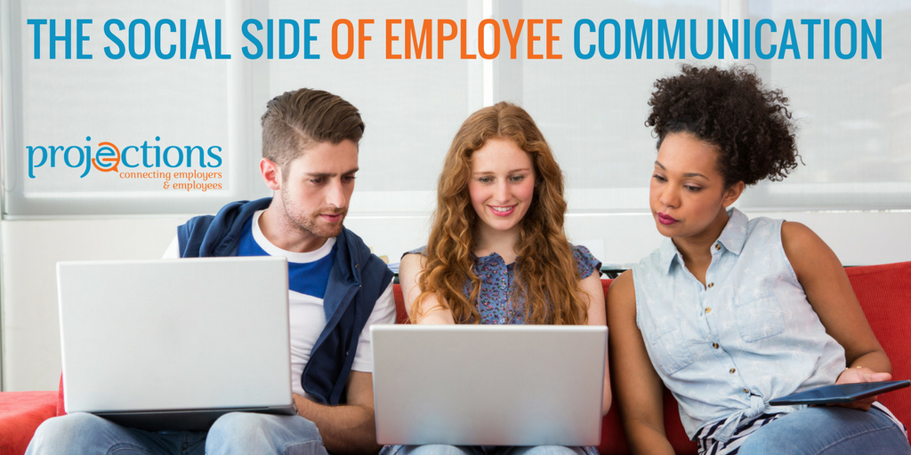 The Social Side of Employee Communication