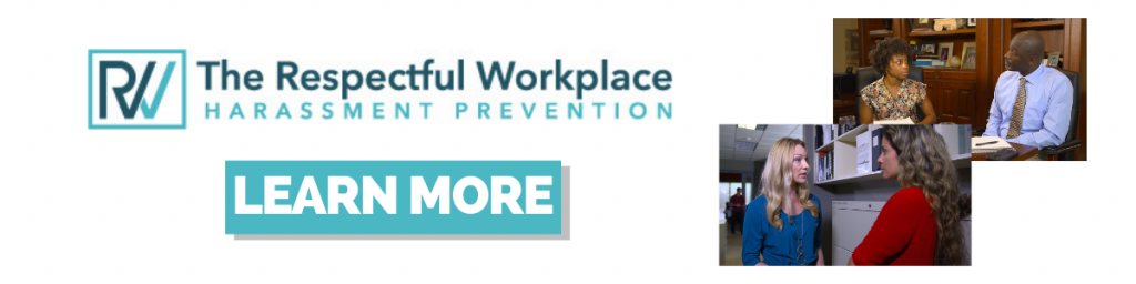 The Respectful Workplace Harassment Prevention Training from Projections, Inc.